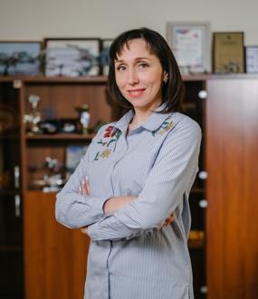 Светлана Краюхина