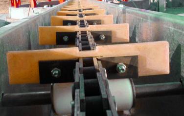 Что такое скребковый конвейер?