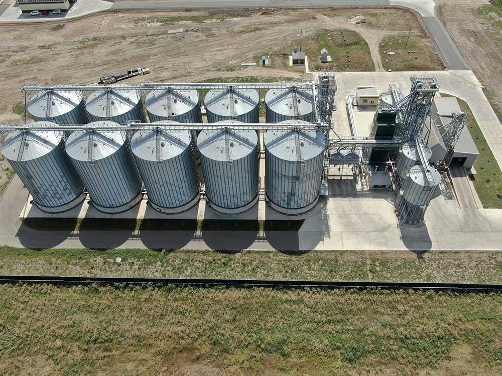 Элеватор это особое механизированное зернохранилище больших ростовские элеваторы