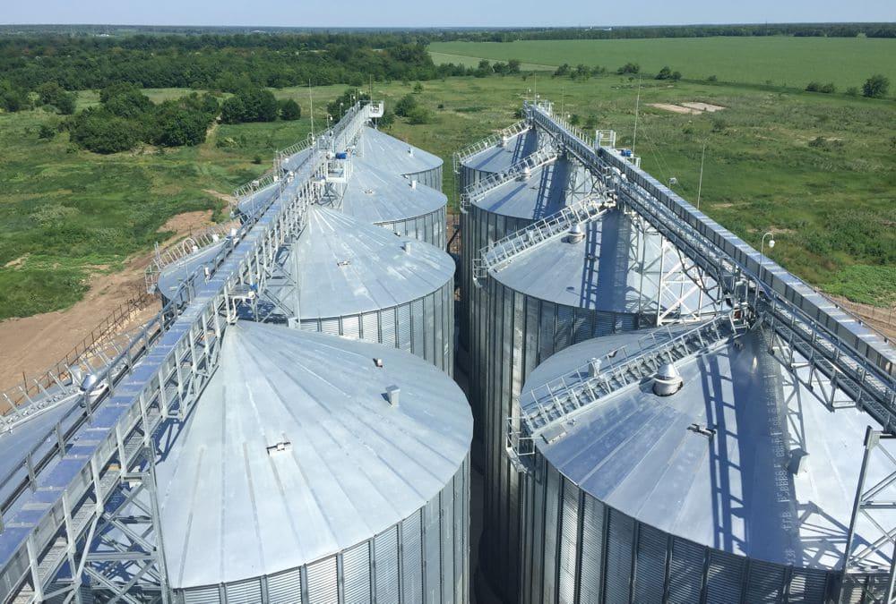 элеватор это особое механизированное зернохранилище больших